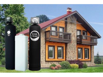 Який фільтр для води краще використовувати в заміському будинку?