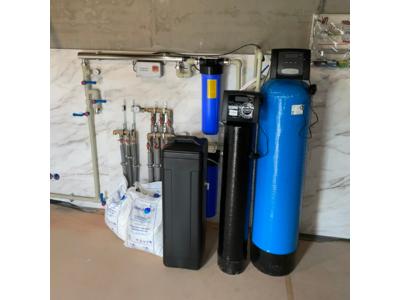 Системи водоочистки в приватному будинку, с. Кременище, Київська область