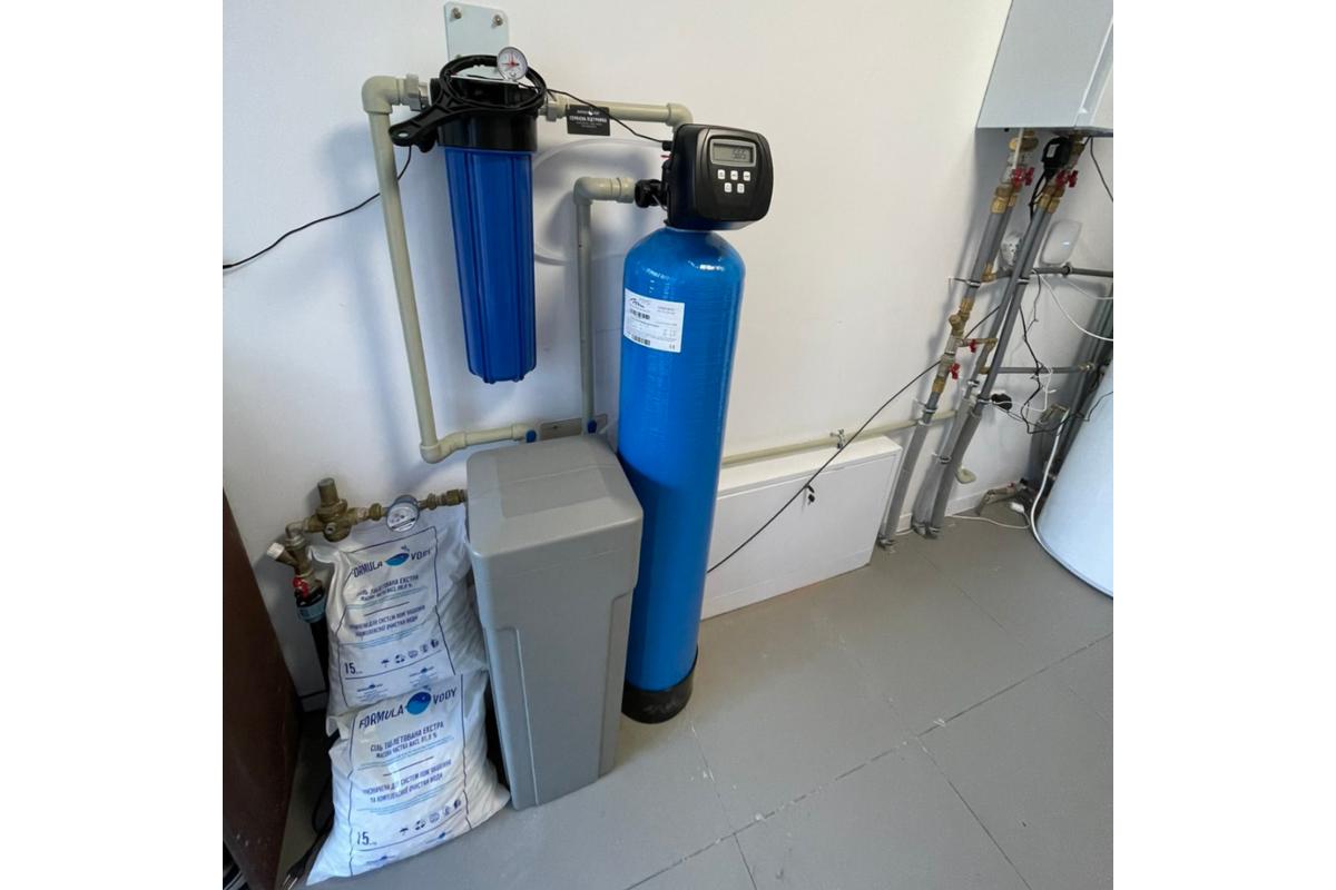 Система очистки води для побутових потреб, м. Київ