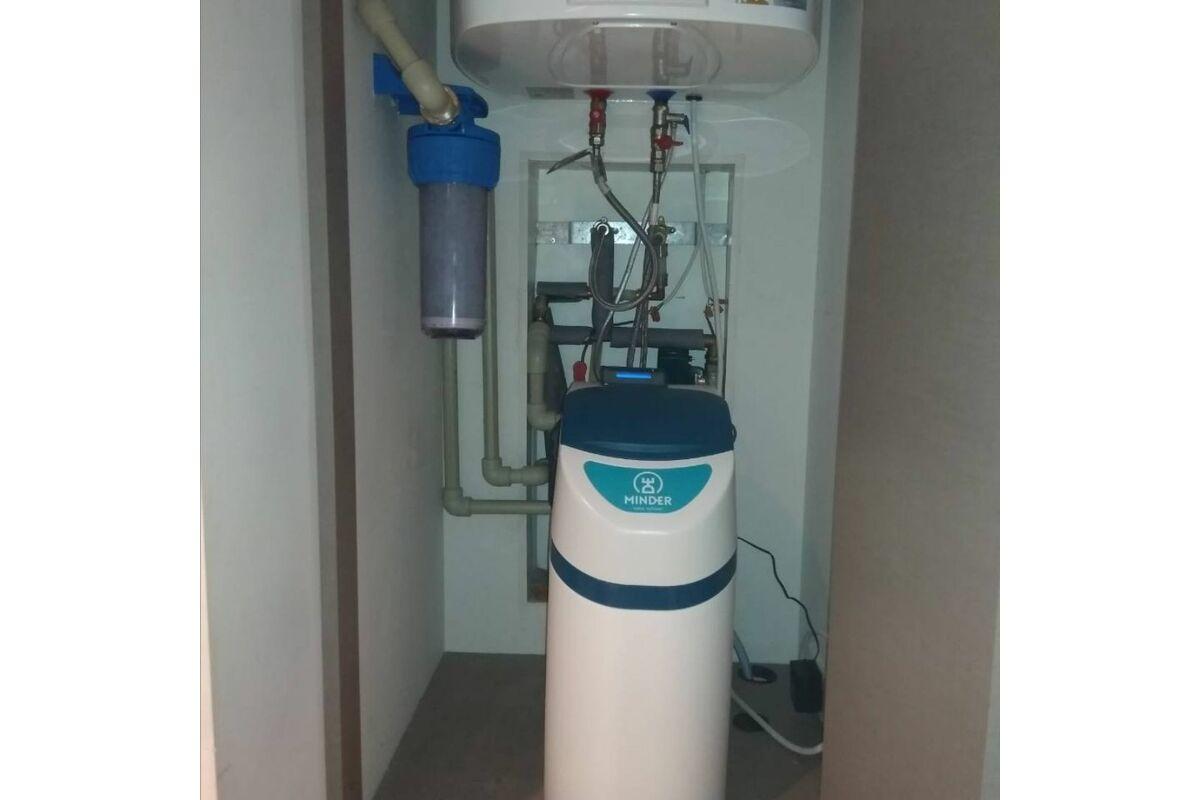 Система очистки води Puricom Minder для побутових потреб, м. Київ
