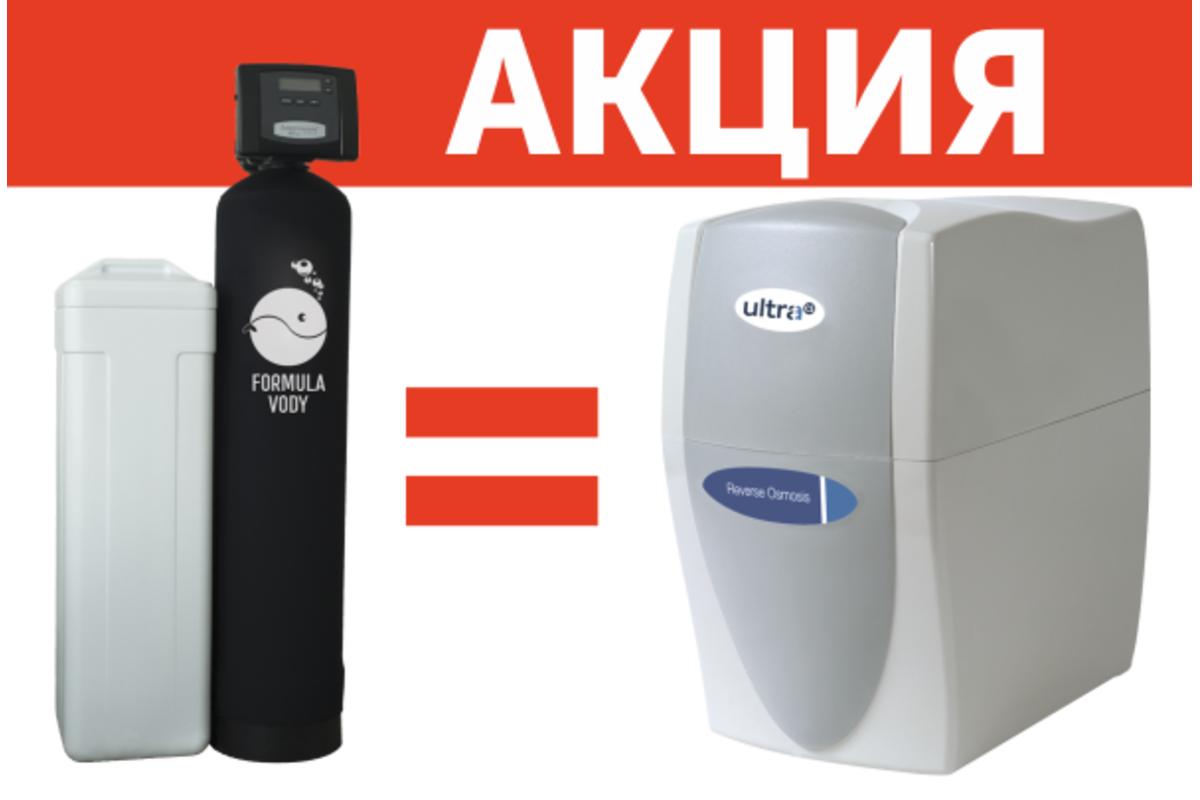 Комплексная очистка воды с CRYSTAL-RIGHT обеспечена!