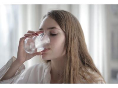 Чому треба пити багато води при ГРЗ і ГРВІ?
