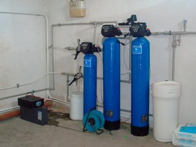 Водоподготовка для парогенератора