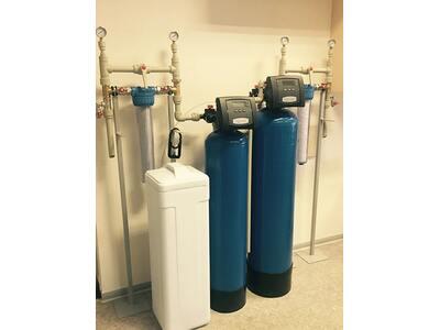 Выставочный стенд (офис Формула Воды) – Водоподготовка для коттеджа
