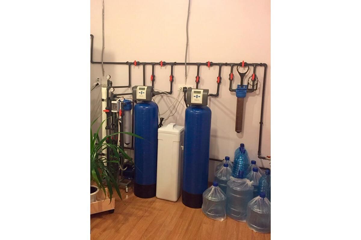 Пункт продажу доочищеної води