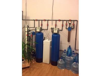 Пункт продажи доочищенной воды