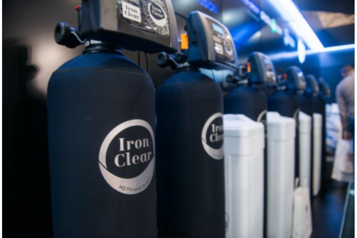 Сама ефективна в Україні установка по знезалізненню та видаленню сірководню - IRON CLEAR від «ФОРМУЛА ВОДИ»