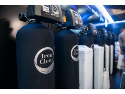 Самая эффективная в Украине установка по обезжелезиванию и удалению сероводорода - IRON CLEAR от «ФОРМУЛЫ ВОДЫ»
