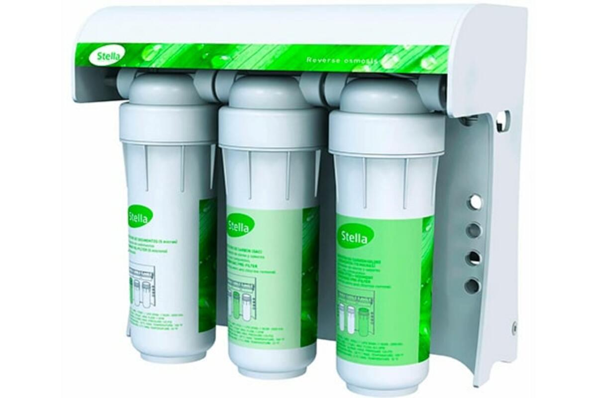 Современные бытовые системы очистки воды
