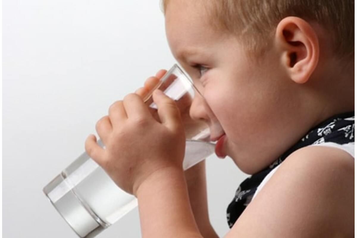 Як якість води впливає на здоров'я ваших дітей?