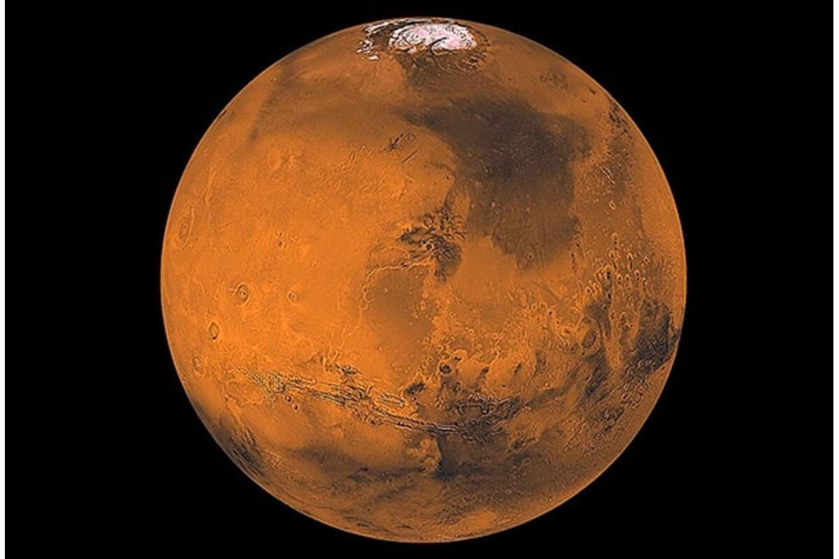 Что дает жидкая вода, найденная на Марсе?