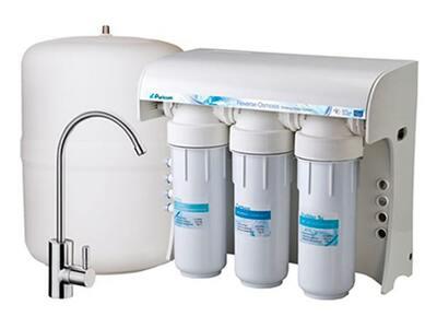 Стационарные системы фильтрации воды
