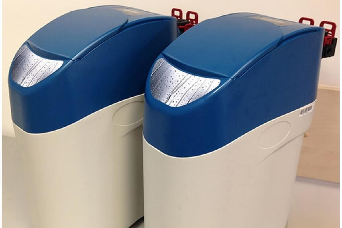 Нова поставка кабінетних систем пом'якшення води Denver