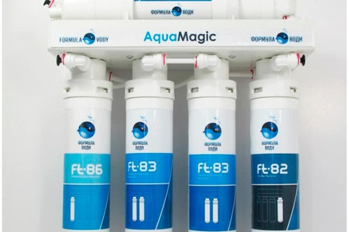 AQUAMAGIC – питьевая система обратного осмоса