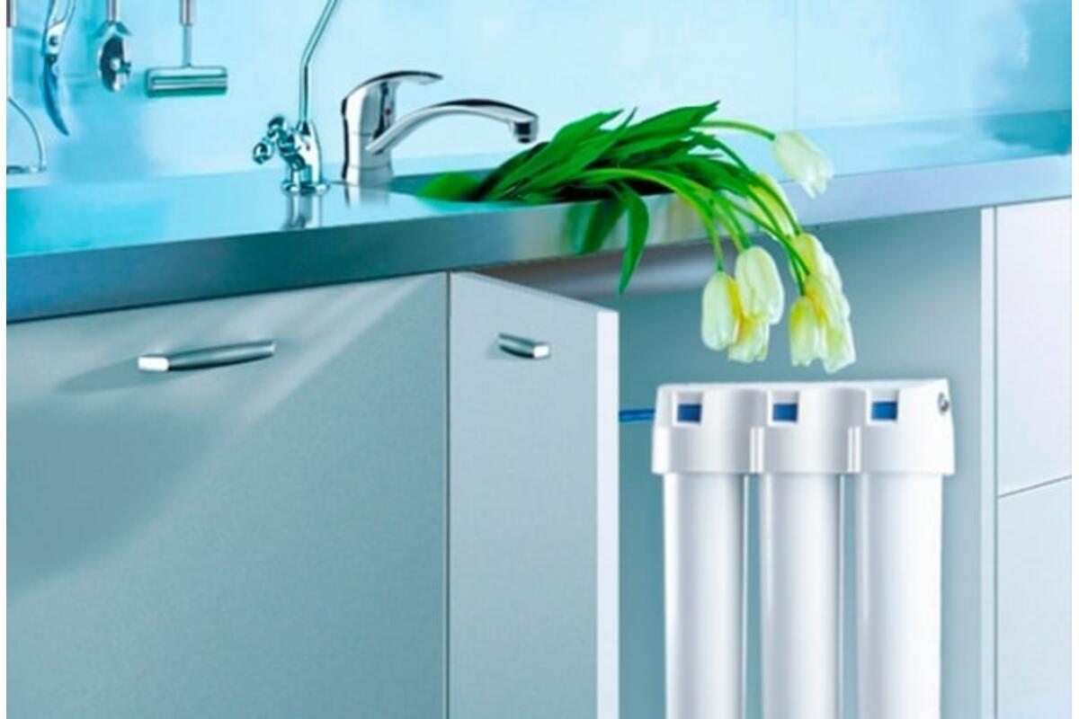 Системы очистки воды – обратный осмос