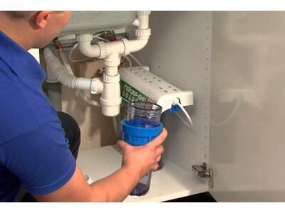 Фильтр для воды – как выполнить замену самостоятельно