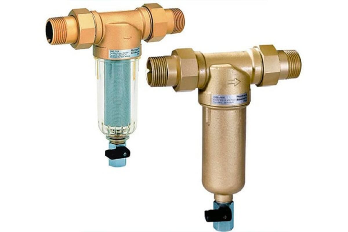 Самопромивні фільтри для очищення води