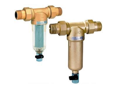 Самопромывные фильтры для очистки воды
