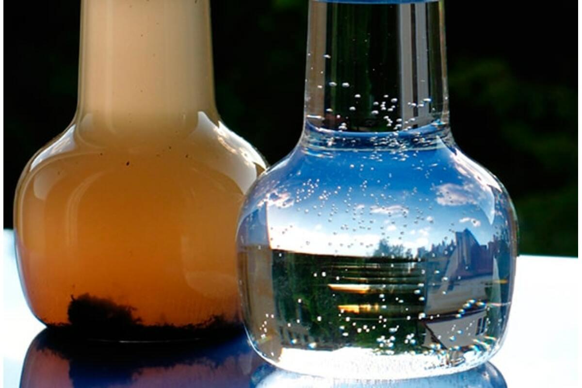 О чем говорят запах, вкус и мутность воды