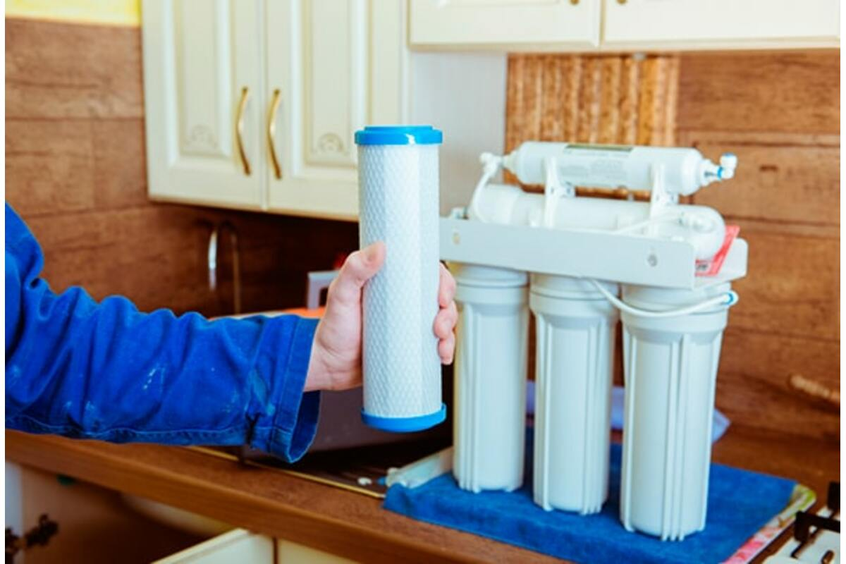 Сервісне обслуговування фільтрів для очищення води - турбота наших фахівців!