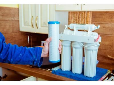 Сервисное обслуживание фильтров для очистки воды – забота наших специалистов!
