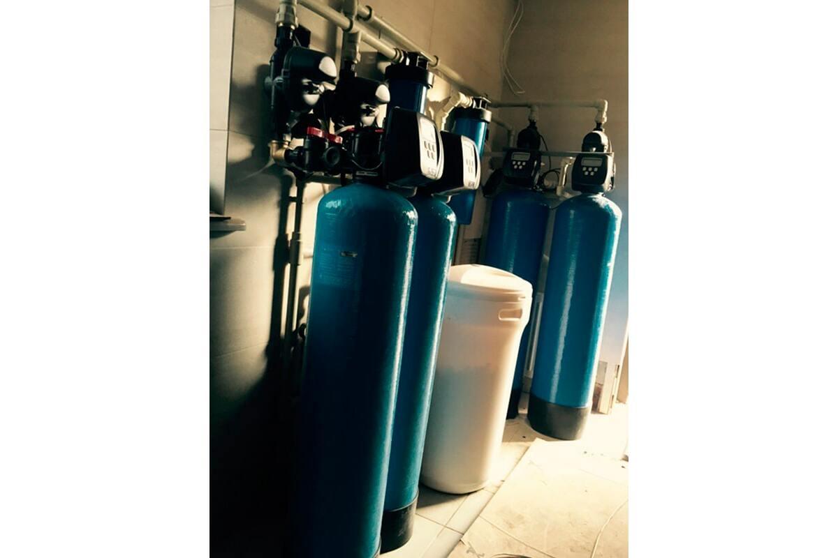 Водопідготовка для котеджу