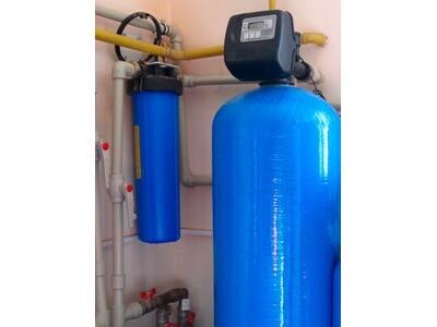 Система знезалізнення води в котеджі