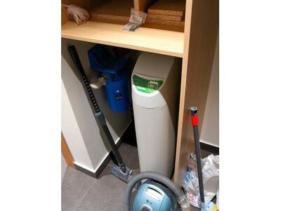 Пом'якшення води в квартирі. Кабінетна система Compact Denver slim 15