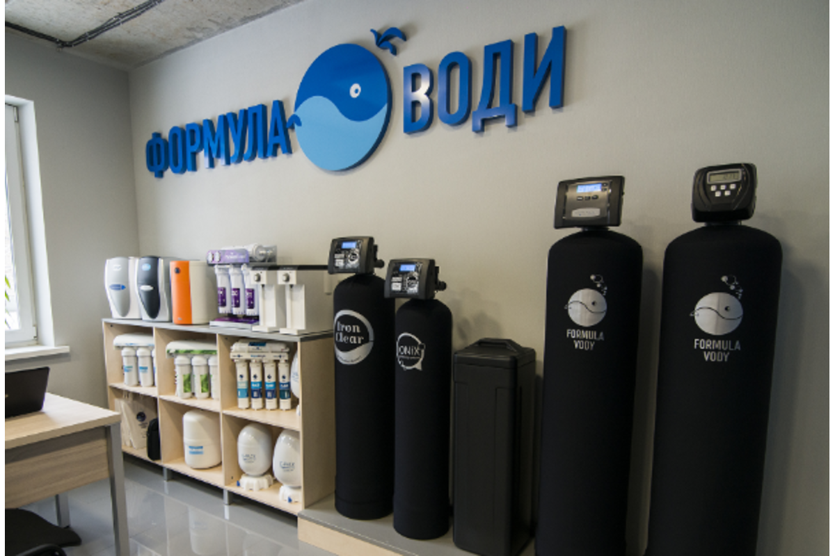 Формула Воды – помогаем Вашей воде стать чище, напиткам - изысканнее, а еде – еще вкуснее!