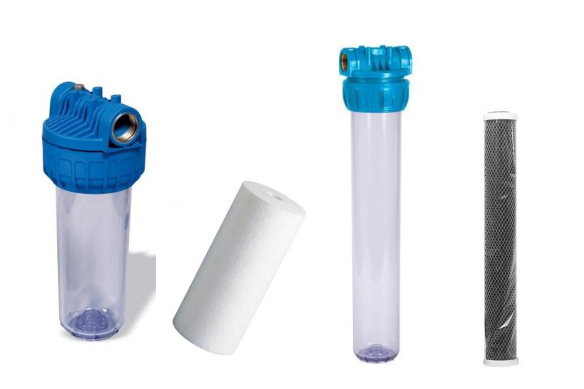 Как часто нужно менять картриджи для магистральных фильтров для воды