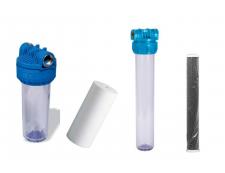 Як часто потрібно міняти картриджі для магістральних фільтрів для води?