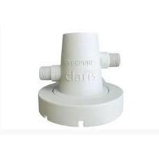 """Головка CLARIS GEN2 HEAD L/R 3/8""""для фильтров картриджного типа Claris Ultra"""