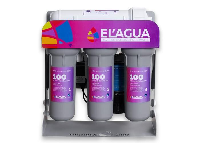 Система обратного осмоса EL'AGUA 100