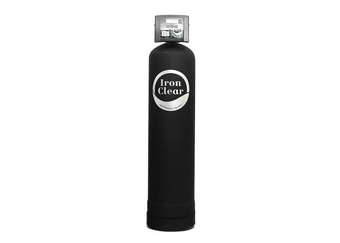 IRON CLEAR 1354 - Система обезжелезивания воды с удалением марганца и сероводорода