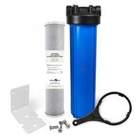 Магістральний фільтр Formula Vody Big Blue 20 з вугільним картриджем СТО