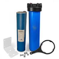 Магістральний фільтр Formula Vody Big Blue 20 з вугільним картриджем GAC