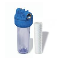 Фильтр механической очистки Formula Vody типа SLIM 10'' с полипропиленовым картриджем