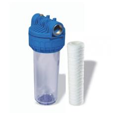 Фільтр механічної очистки Formula Vody типу SLIM 10'' із поліпропіленовим картриджем
