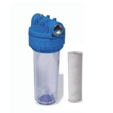 Магистральный фильтр Formula Vody с картриджем Slim 10'' СOMBY