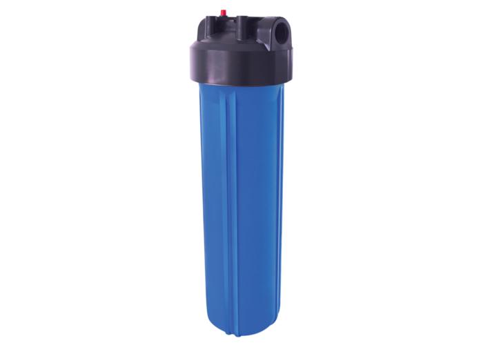 """Колба магістрального фільтра Formula Vody BB20 1 """"для холодної води"""
