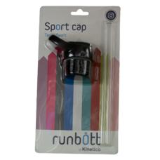 Колпачок для бутылки Kinetico Runbott Sport с силиконовой насадкой