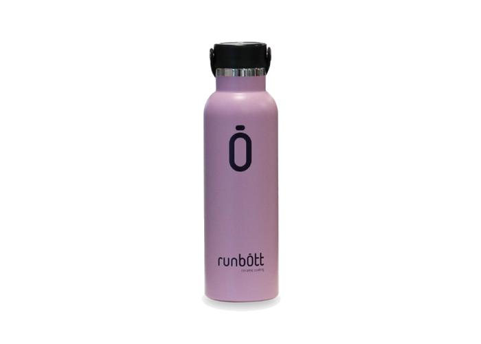 Бутылка для воды RUNBOTT BY KINETICO, 600 мл, сиреневая