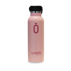 Пляшка для води KINETICO RUNBOTT 600 мл, рожева