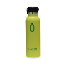 Пляшка для води KINETICO RUNBOTT 600 мл, салатова