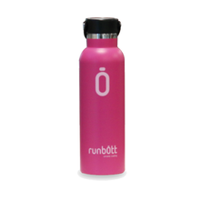 Бутылка для воды KINETICO RUNBOTT 600 мл, фуксия