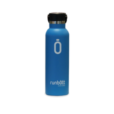 Пляшка для води KINETICO RUNBOTT 600 мл, блакитна