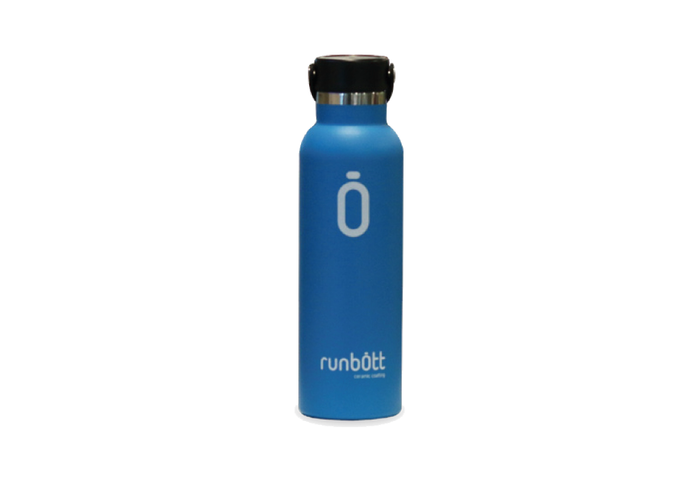 Бутылка для воды RUNBOTT BY KINETICO, 600 мл, голубая
