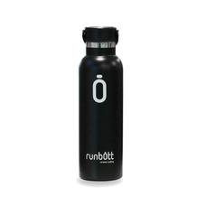 Пляшка для води KINETICO RUNBOTT 600 мл, чорна