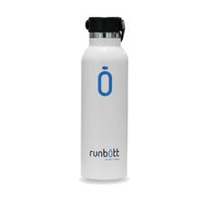 Пляшка для води KINETICO RUNBOTT 600 мл, біла