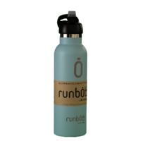 Пляшка для води KINETICO RUNBOTT 600 мл, бірюзова з ковпачком